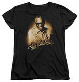 Womens: Ray Charles - Sepia Shirts