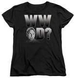 Womens: NCIS - What Would Gibbs Do T-Shirt