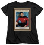 Womens: Star Trek - Employee Of Month T-shirts