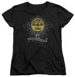 Womens: Sun Records - Rockin Scrolls Shirts