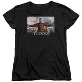 Womens: The Tudors - The Final Seduction T-Shirt