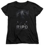 Womens: R.I.P.D. - Gritty Grave Shirt