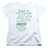 Womens: Psych - Pineapple T-Shirt