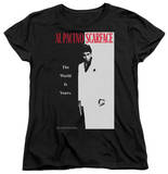 Womens: Scarface - Classic T-shirts