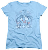 Womens: Superman - My Hero T-Shirt