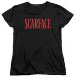 Womens: Scarface - Logo T-shirts