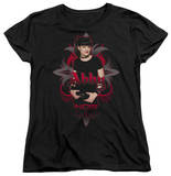 Womens: NCIS - Abby Gothic T-shirts