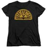 Womens: Sun Records - Traditional Logo T-shirts