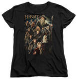 Womens: The Hobbit: An Unexpected Journey - Somber Company T-shirts