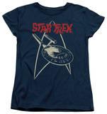 Womens: Star Trek - Ship Symbol T-shirts
