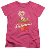 Womens: Strawberry Shortcake - Delicious T-Shirt