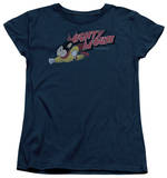 Womens: Mighty Mouse - Mighty Retro Shirts
