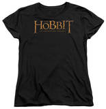 Womens: The Hobbit: An Unexpected Journey - Logo Shirt