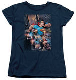 Womens: Superman - Action Comics No.1 Shirts