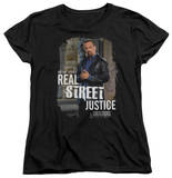 Womens: Law & Order: SVU - Street Justice T-Shirt