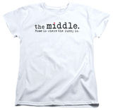 Womens: The Middle - Logo Shirt