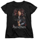Womens: Lord Of The Rings - Aragorn Shirts