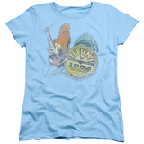 Womens: Sun Records - Rockin Rooster T-shirts