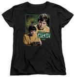Womens: Star Trek - Ensign Chekov Shirts