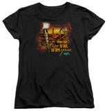 Womens: Survivor - Fires Out Shirt
