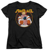 Womens: Space Ace - Aiming Ace T-shirts