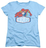 Womens: The Flash - Flash Sign T-shirts