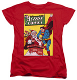 Womens: Superman - Cover No. 105 T-shirts