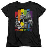Womens: The Village People - Equalizer T-Shirt