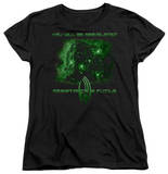 Womens: Star Trek - Assimilate T-shirts