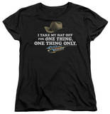 Womens: Smokey And The Bandit - Hat T-shirts