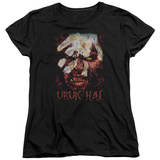 Womens: Lord Of The Rings - Uruk Hai T-Shirt