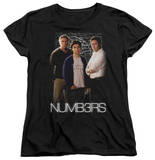 Womens: Numb3Rs - Equations T-shirts