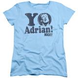 Womens: Rocky - Yo Adrian T-shirts