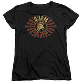 Womens: Sun Records - Sun Ray Rooster T-shirts