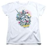 Womens: Wonder Woman - Power Trio Shirts