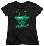 Womens: War of the Worlds - Global Attack T-Shirt