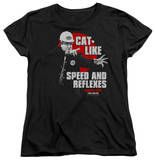 Womens: Tommy Boy - Cat Like T-Shirt