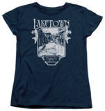 Womens: The Hobbit: The Desolation of Smaug - Laketown Simple T-Shirt