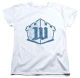 Womens: White Castle - Monogram T-shirts