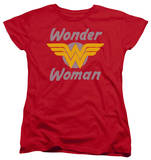 Womens: Wonder Woman - Wonder Wings T-Shirt