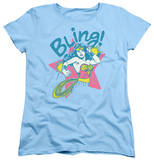 Womens: Wonder Woman - Bling T-shirts