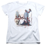 Womens: The Vampire Diaries - 3 + 1 T-Shirt