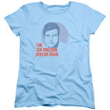 Womens: The Six Million Dollar Man - I See You T-shirts