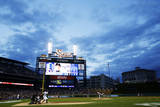Division Series - Baltimore Orioles v Detroit Tigers - Game Three Photographic Print by Gregory Shamus
