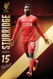 Liverpool Sturridge 14/15 Posters