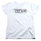 Womens: The Office - Circled Logo T-shirts