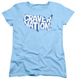 Womens: White Castle - Craver Nation T-Shirt