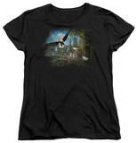 Womens: Wildlife - Spring Bald Eagles T-shirts