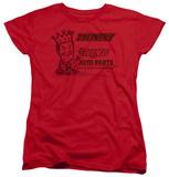 Womens: Tommy Boy - Zalinsky Auto T-shirts