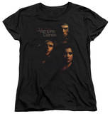 Womens: The Vampire Diaries - Smokey Veil T-shirts